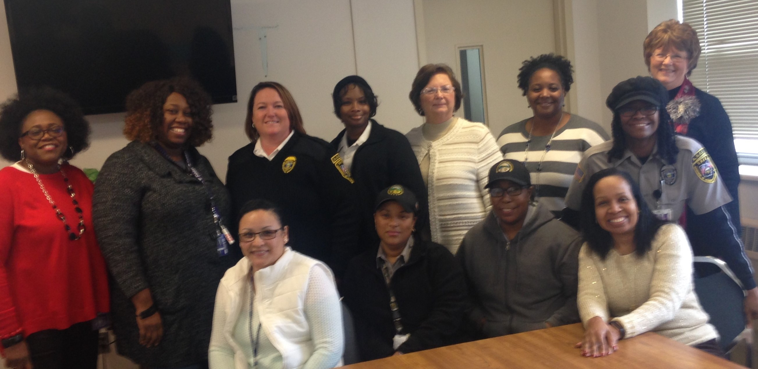 AOCI Women in Corrections Raise Funds