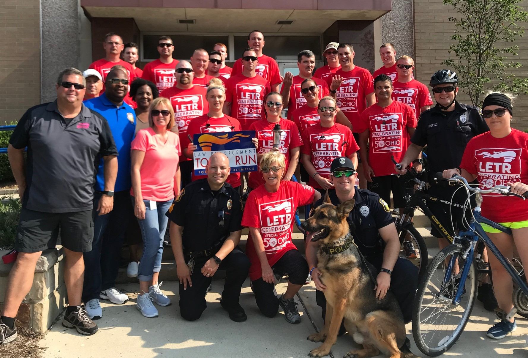 AOCI Participates in Torch Run 2018
