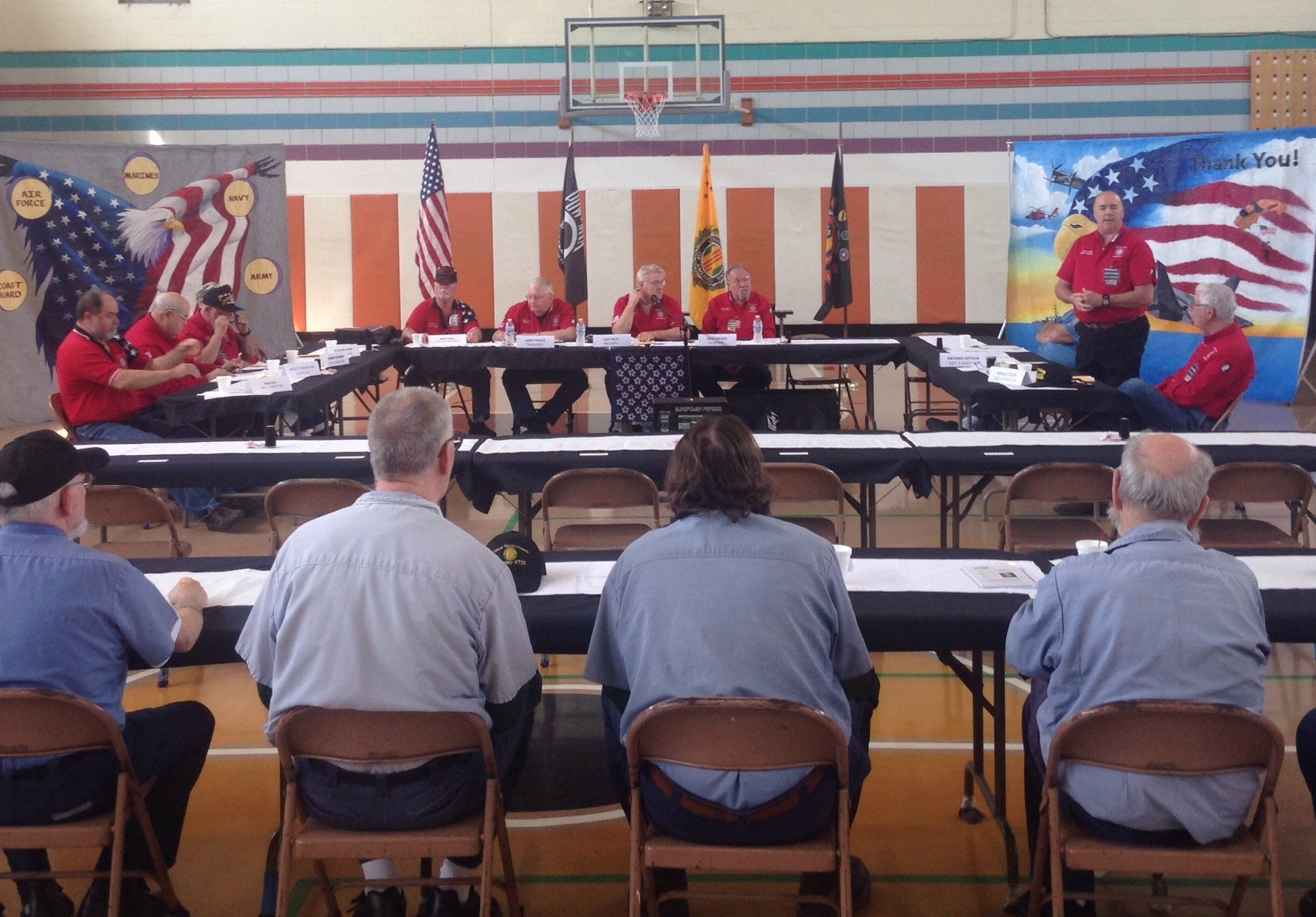 AOCI VVA Hosts Buckeye State Council Meeting