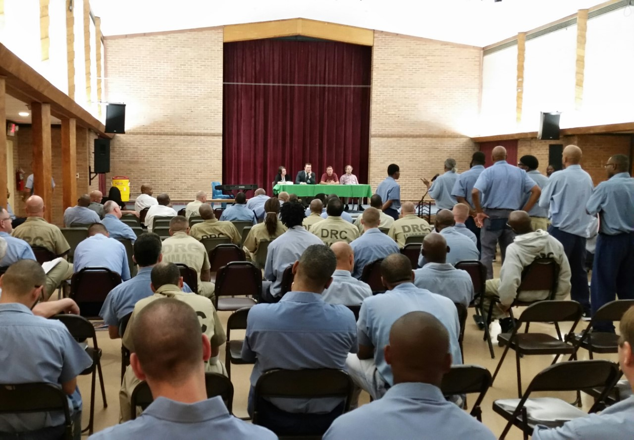 The Buckeye Institute Visits Marion Correctional Institution