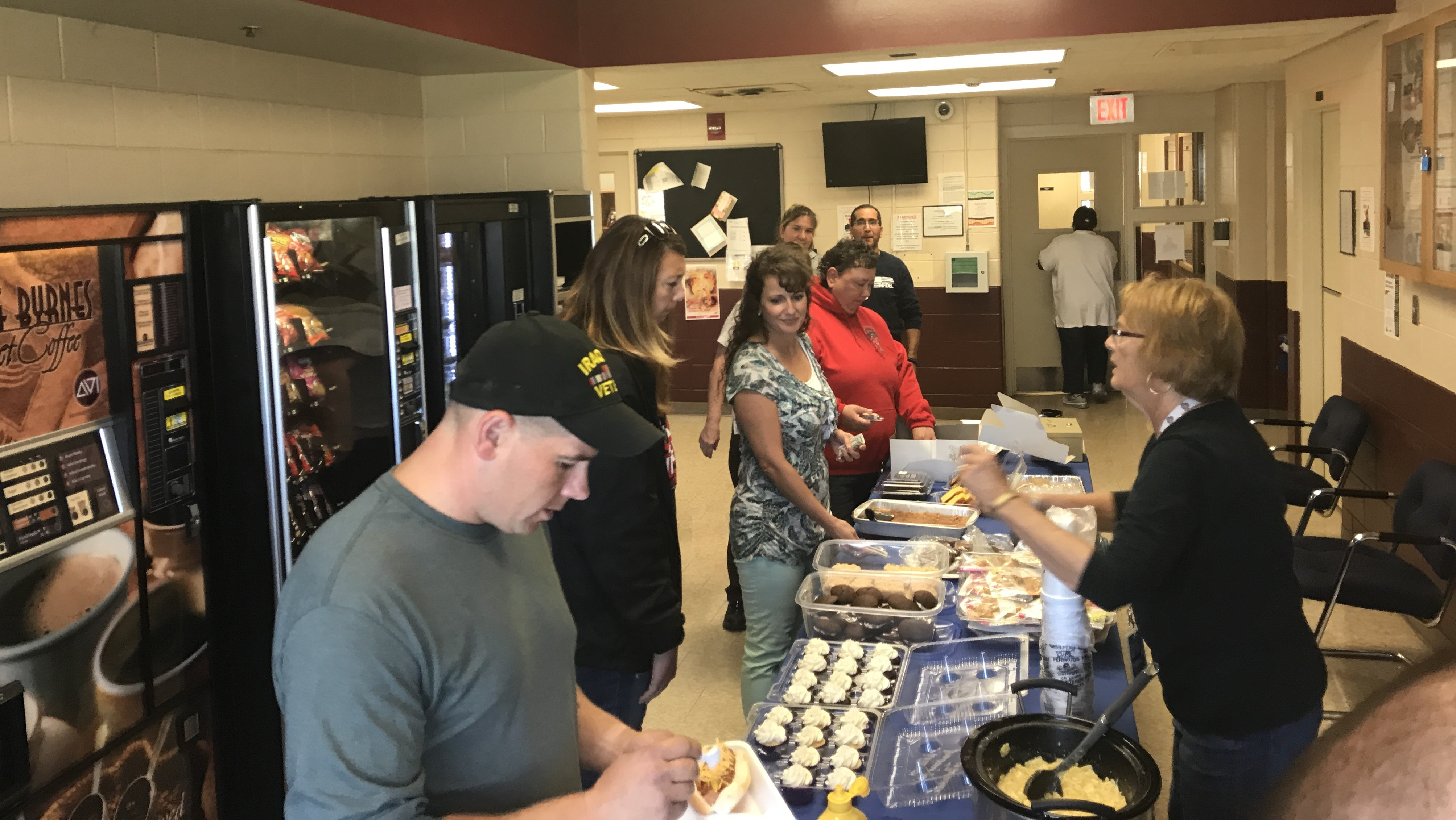 CRC Bake Sale Hurricane Harvey Fundraiser