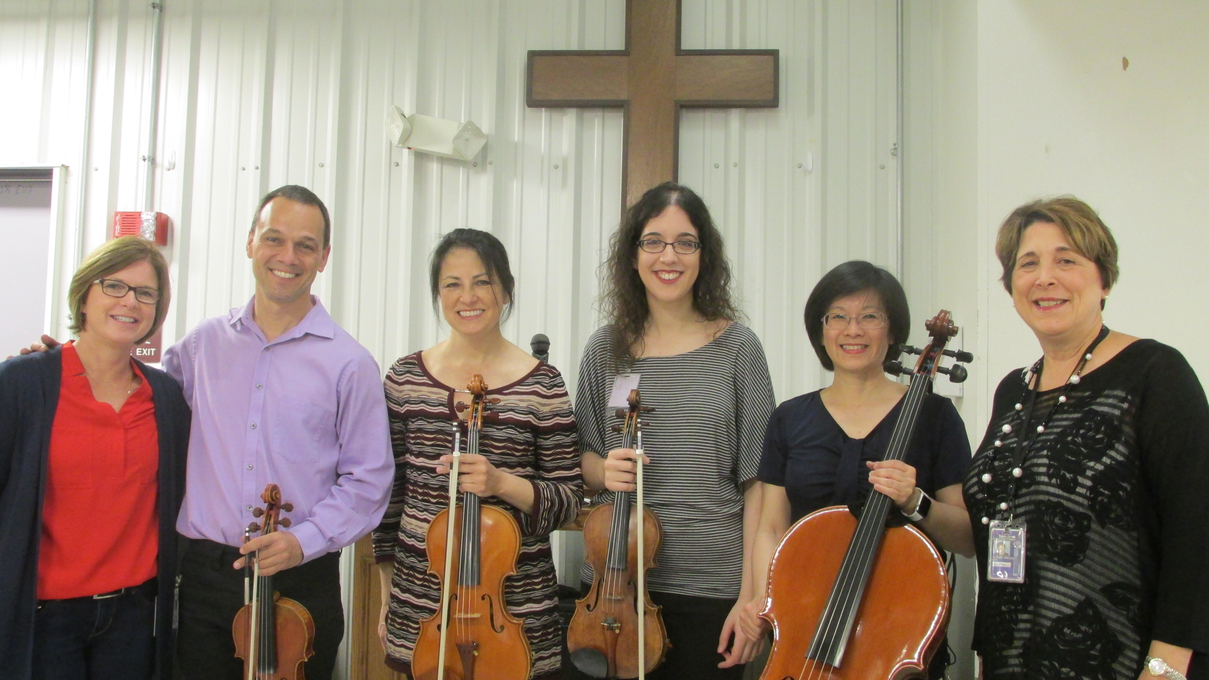 String Quartet at ORW