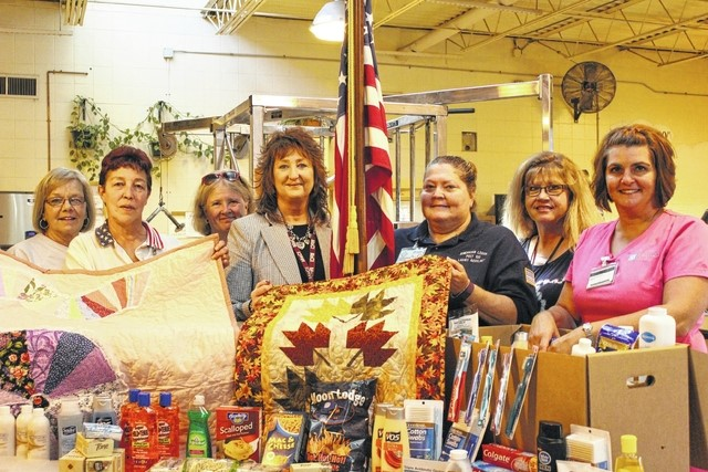 MaCI Offenders donate to Veterans