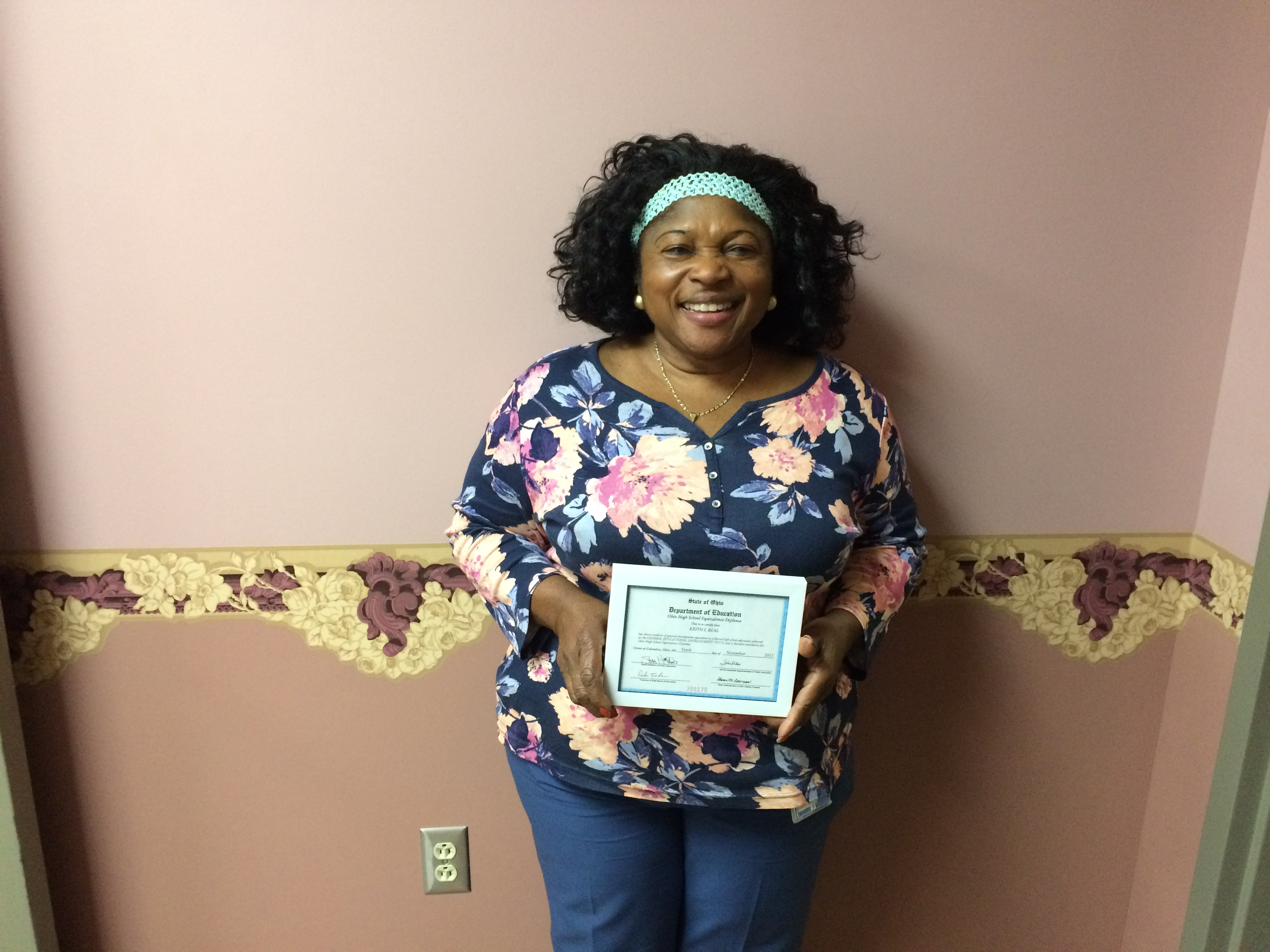 LoCI's Assistant Principal Recognized at CEA Conference