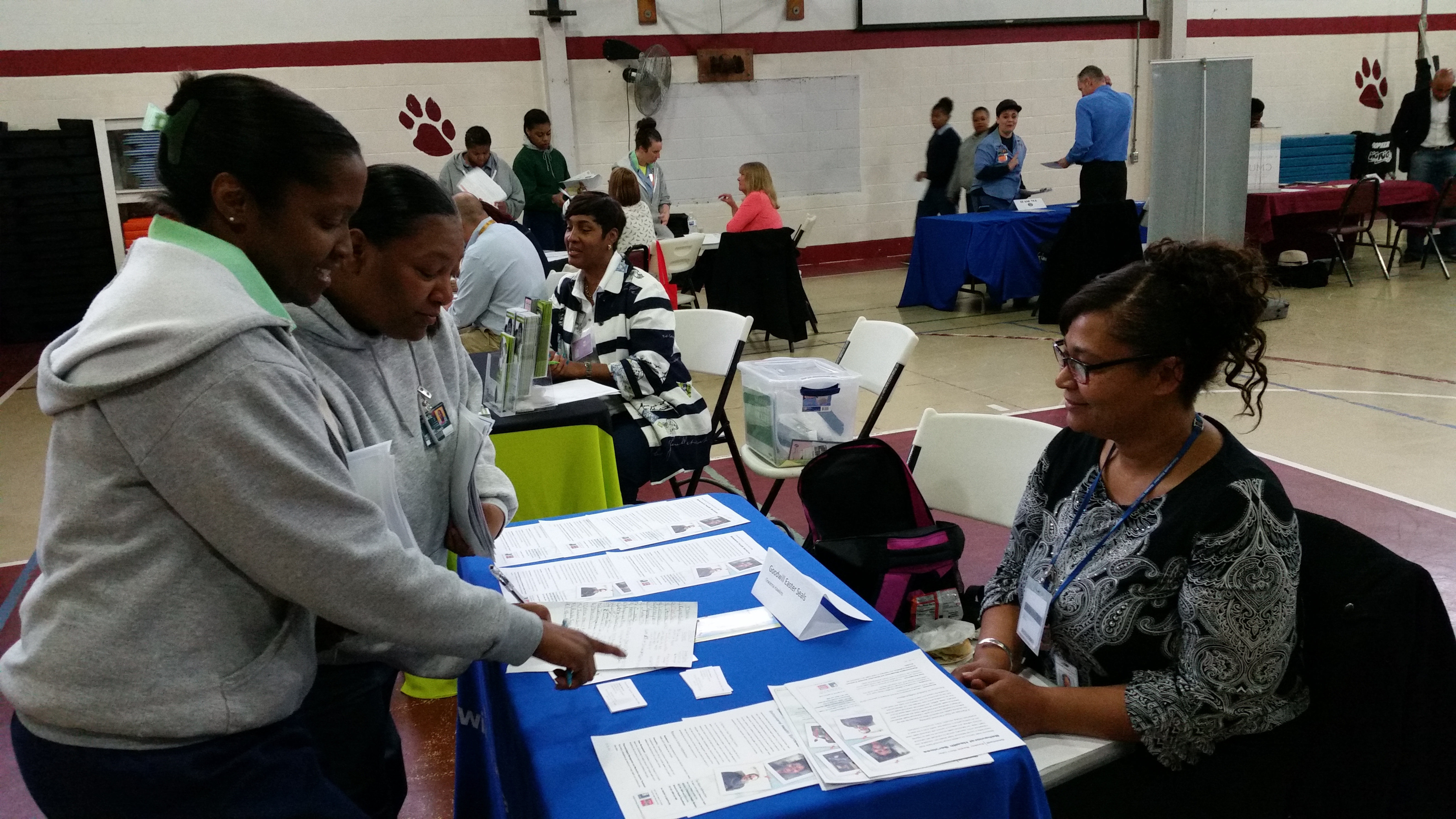 Dayton Correctional Reentry Fair