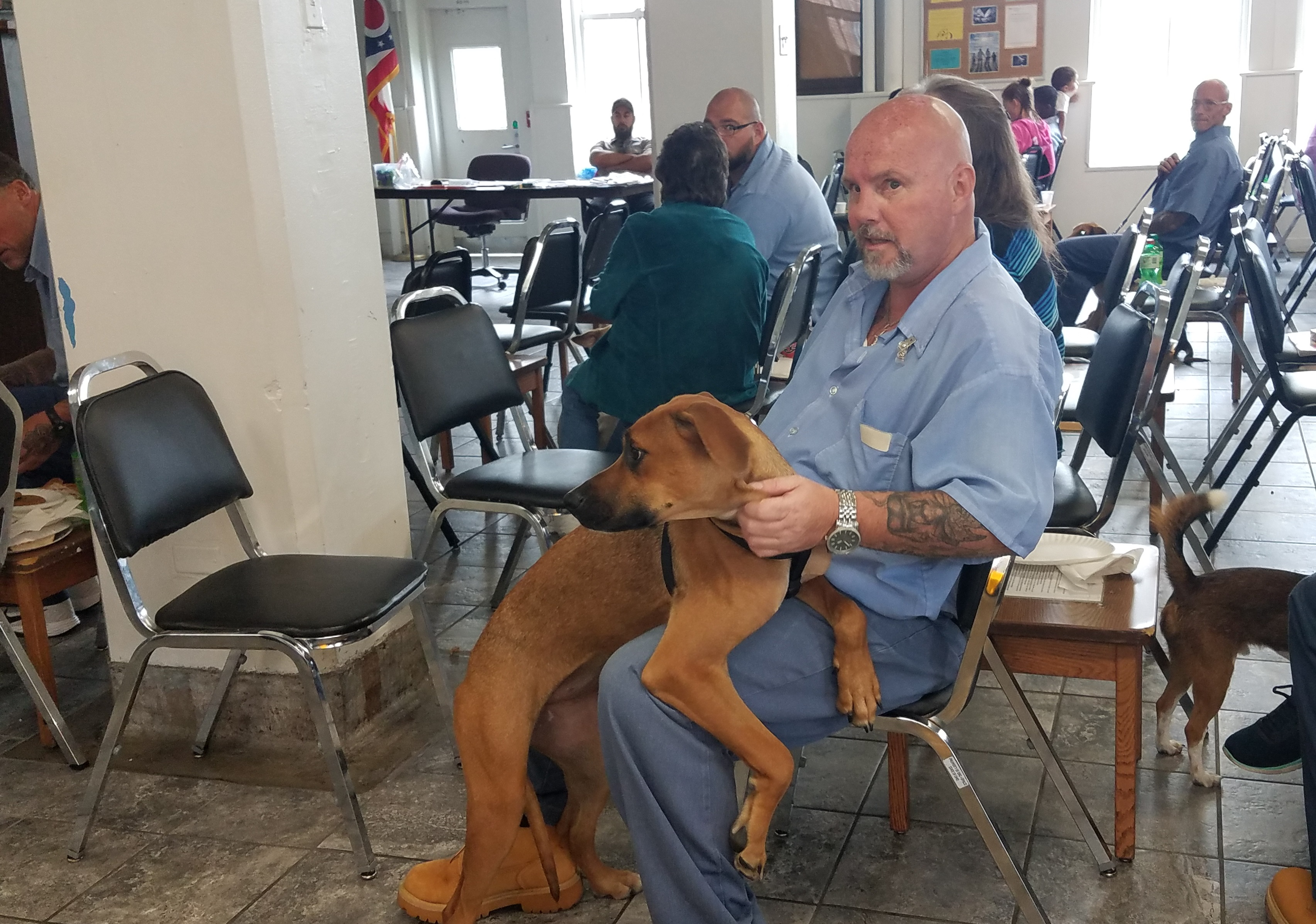 CCI's Annual Canine Handler Family Day