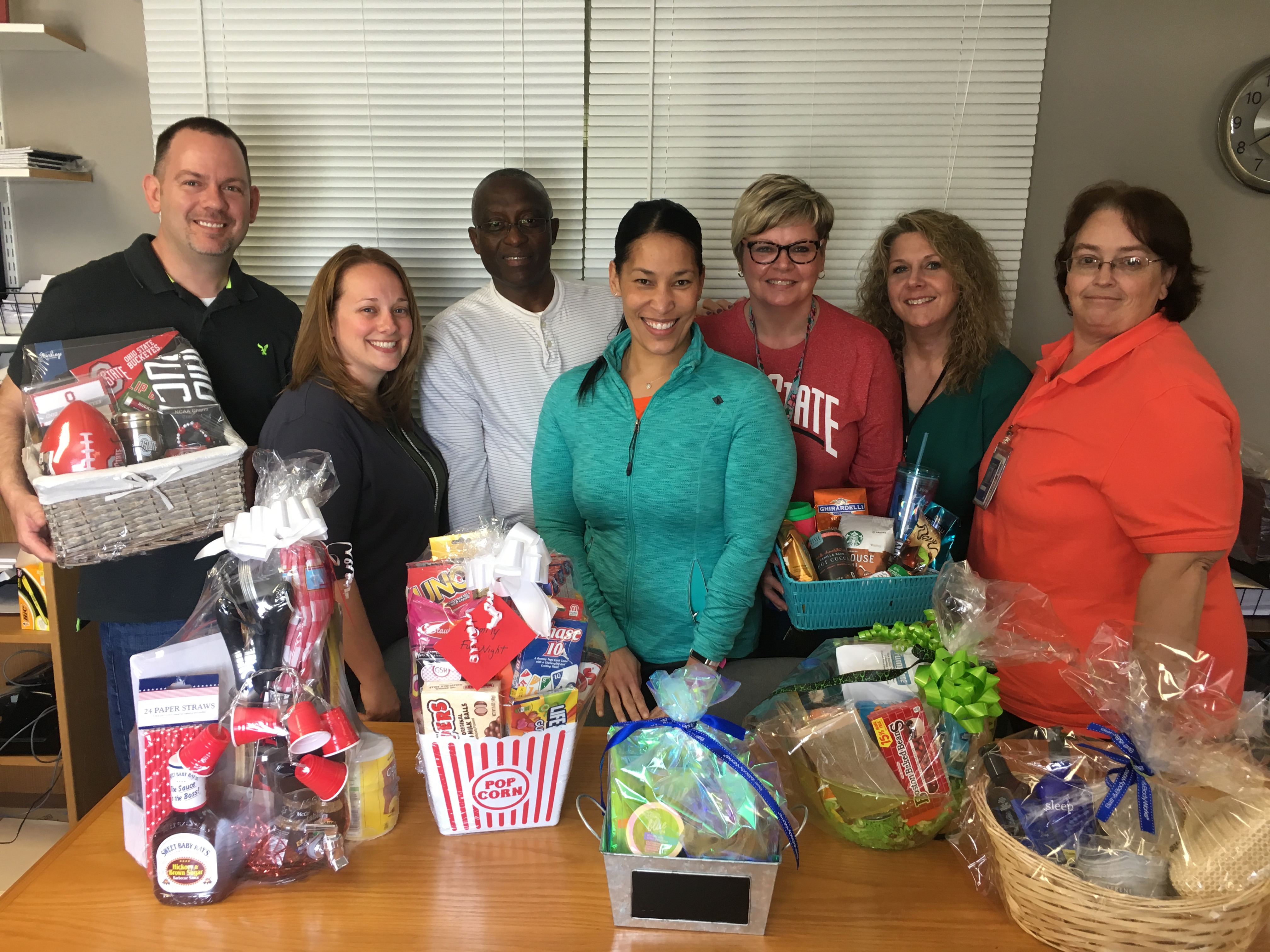 FMC's Medical Leadership Team Recognizes Nurses Week