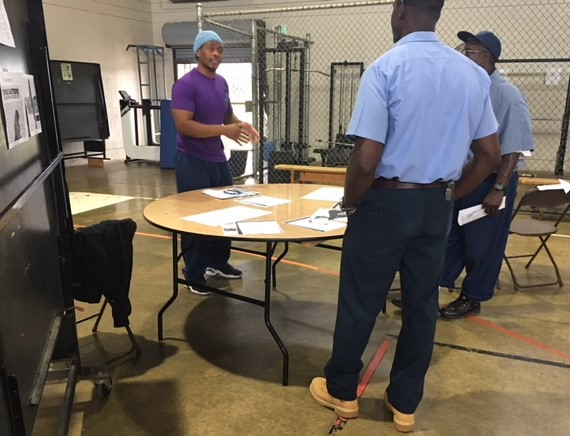 Grafton Correctional Host Mentoring Fair