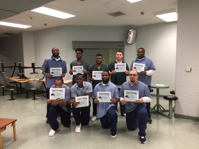 Offenders Receive GED's While Incarcerated