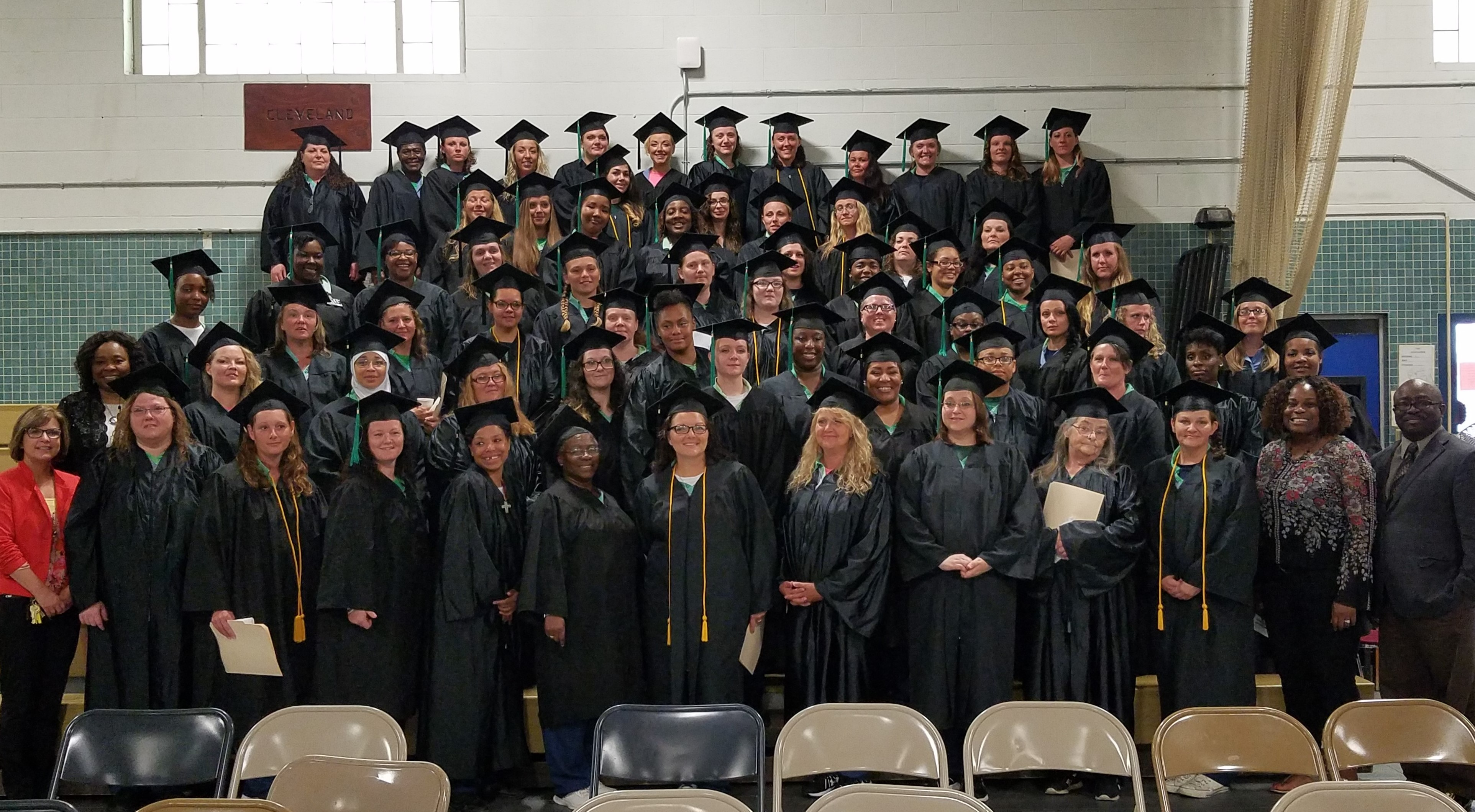 ORW Education Spring Graduation