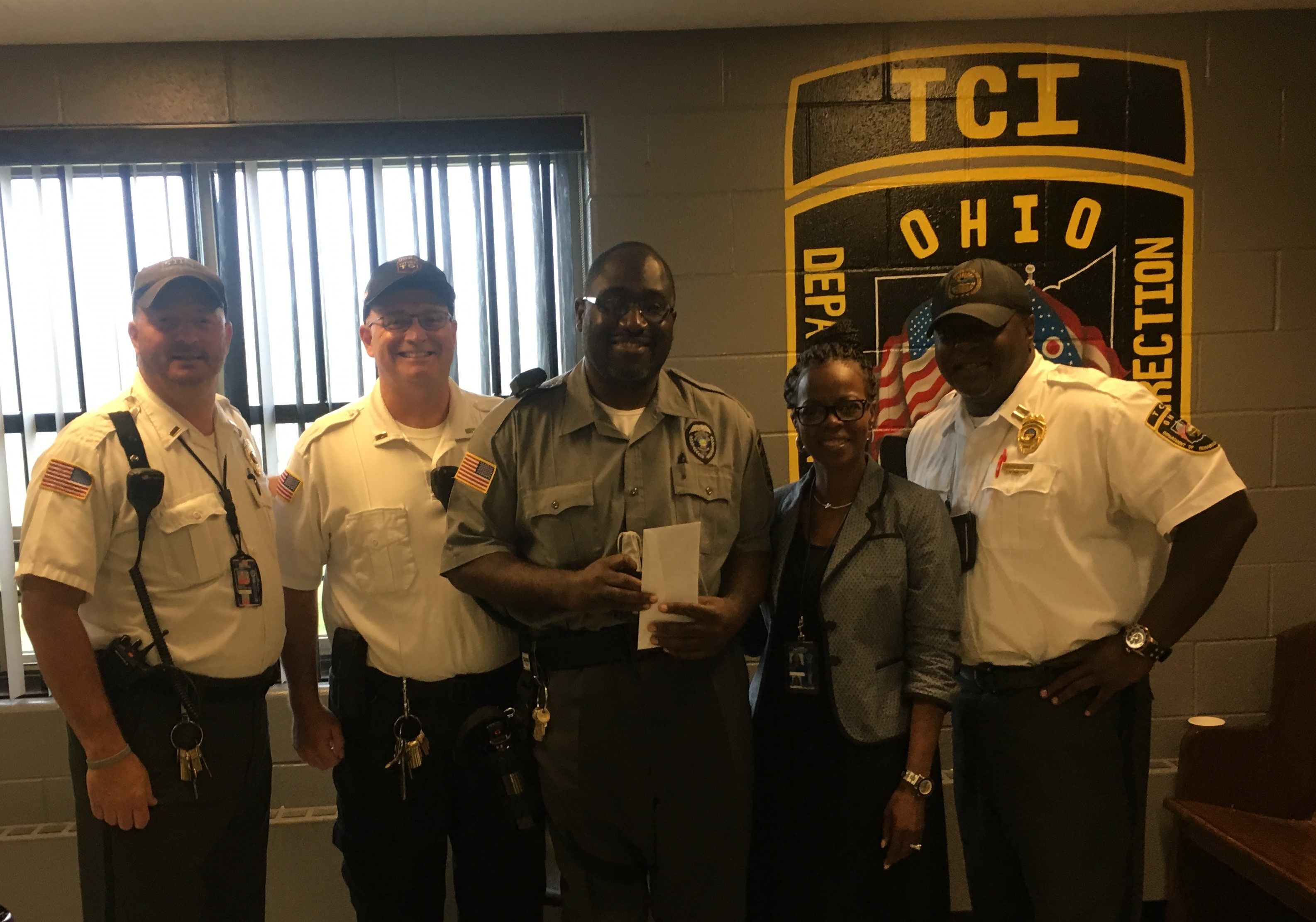 2018 Corrections Officer of the Year - Hal Green