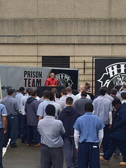 Hogs in Ministry at Ross Correctional Institution
