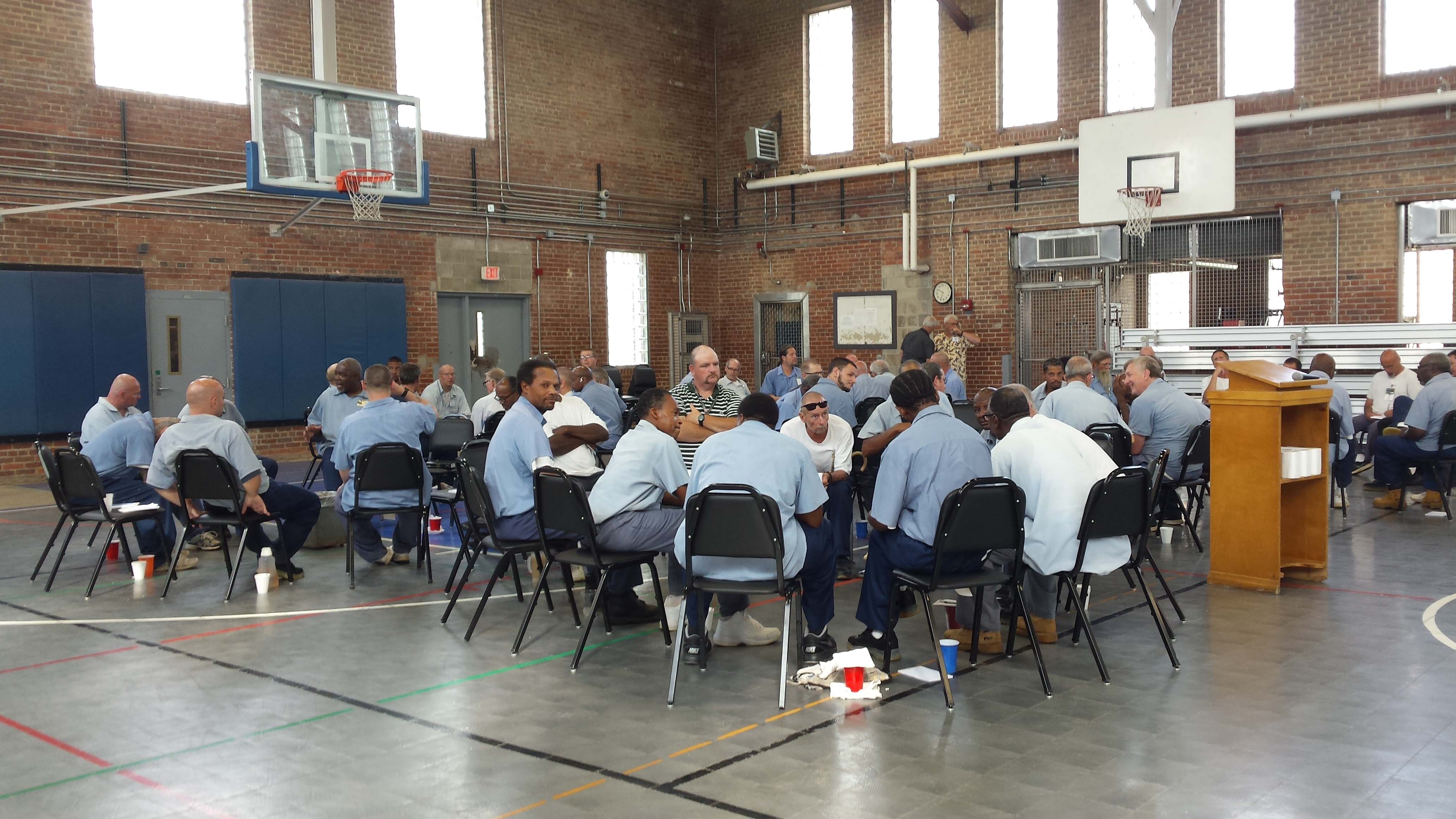 Kairos Visits Chillicothe Correctional Institution (CCI)