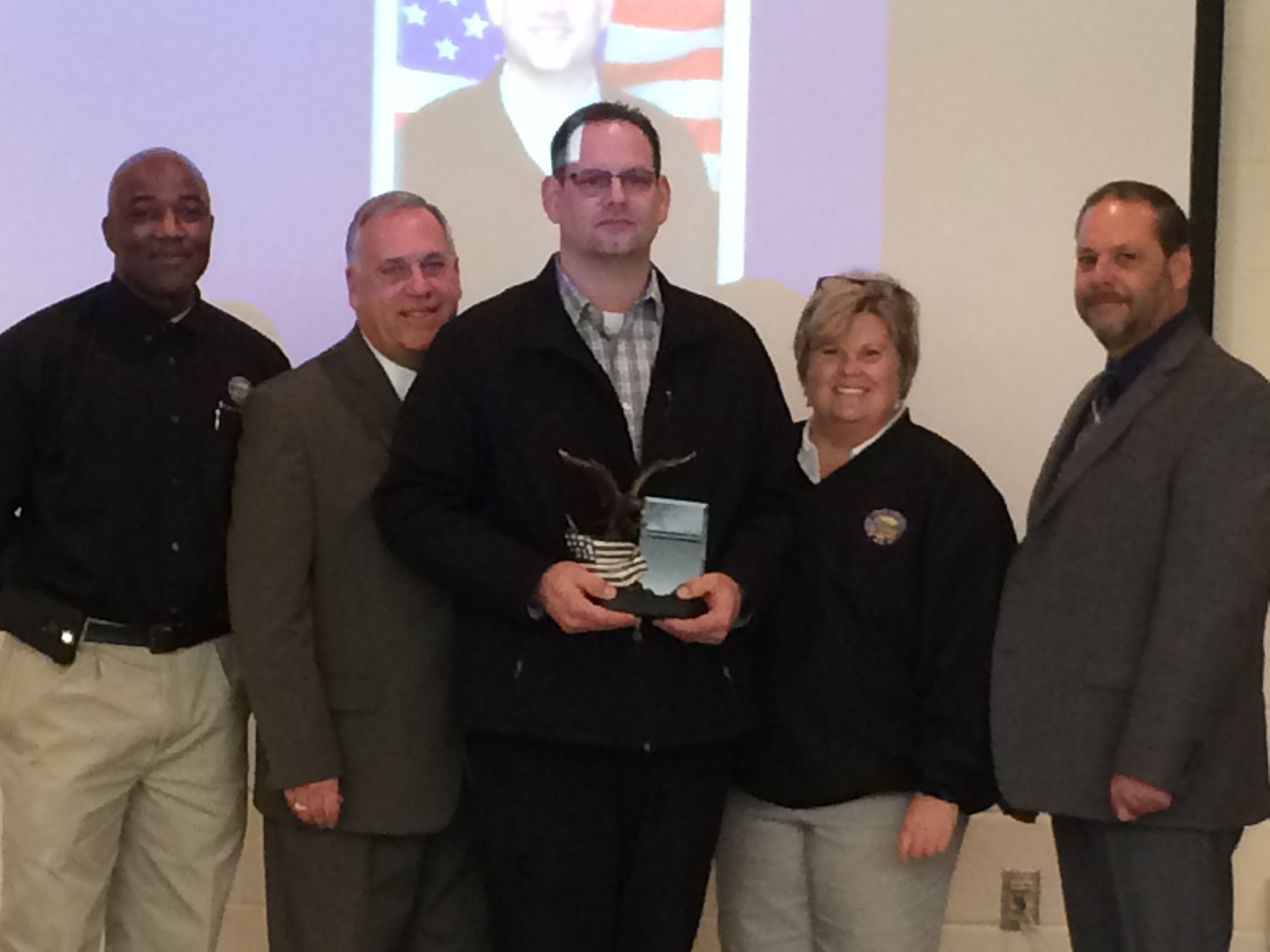 RICI Inspector Honored with Image Award