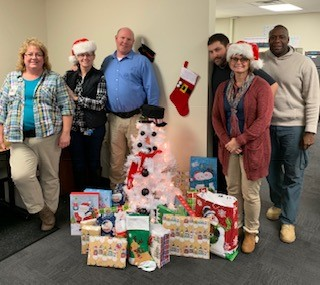 Lebanon APA Makes Special Christmas for Audrey