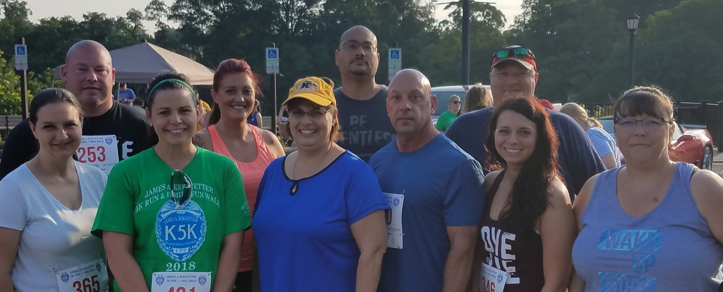 LorCI and the APA Participates in 5k Kerstetter Race