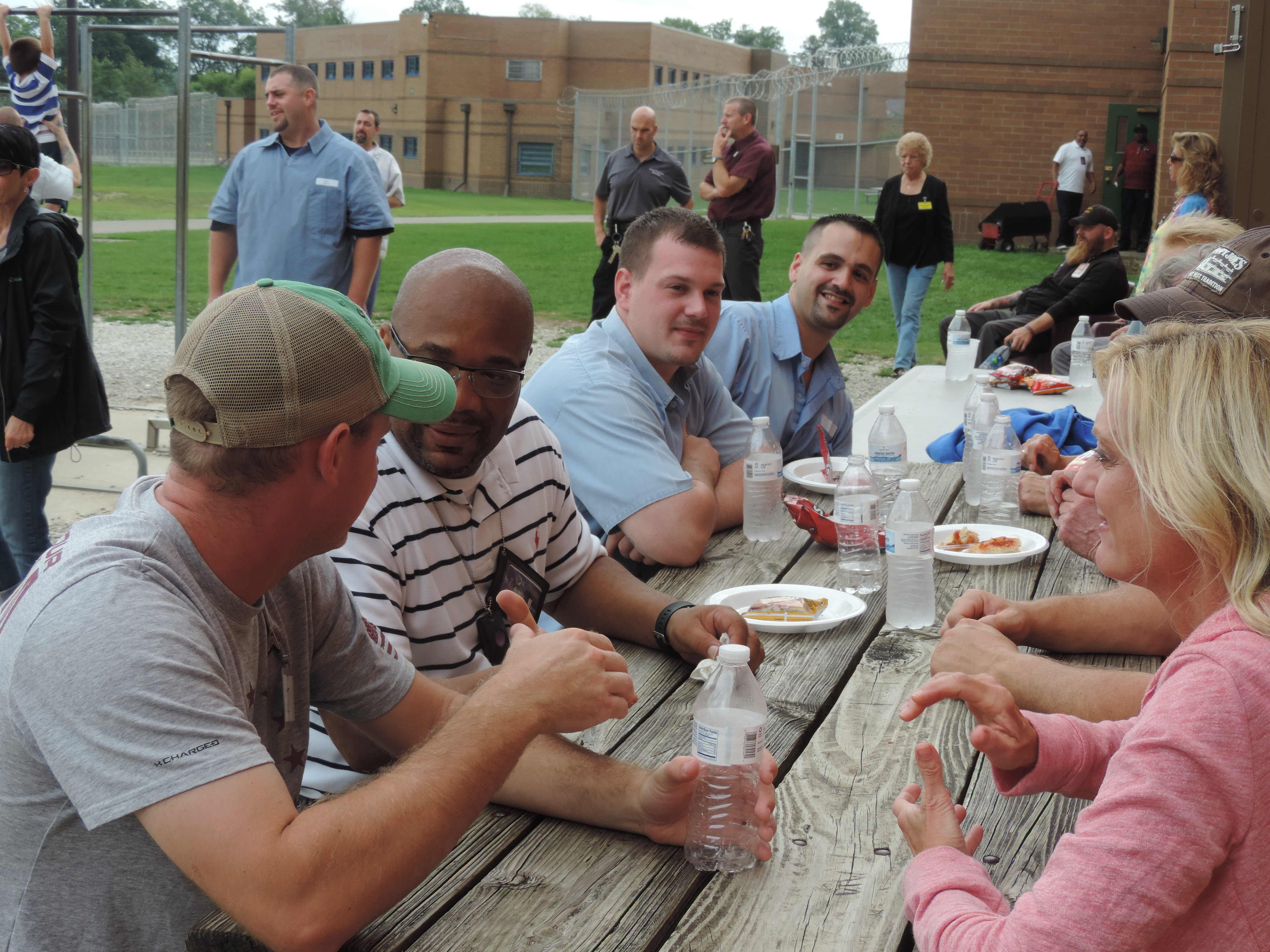 Lorain Correctional Family Day