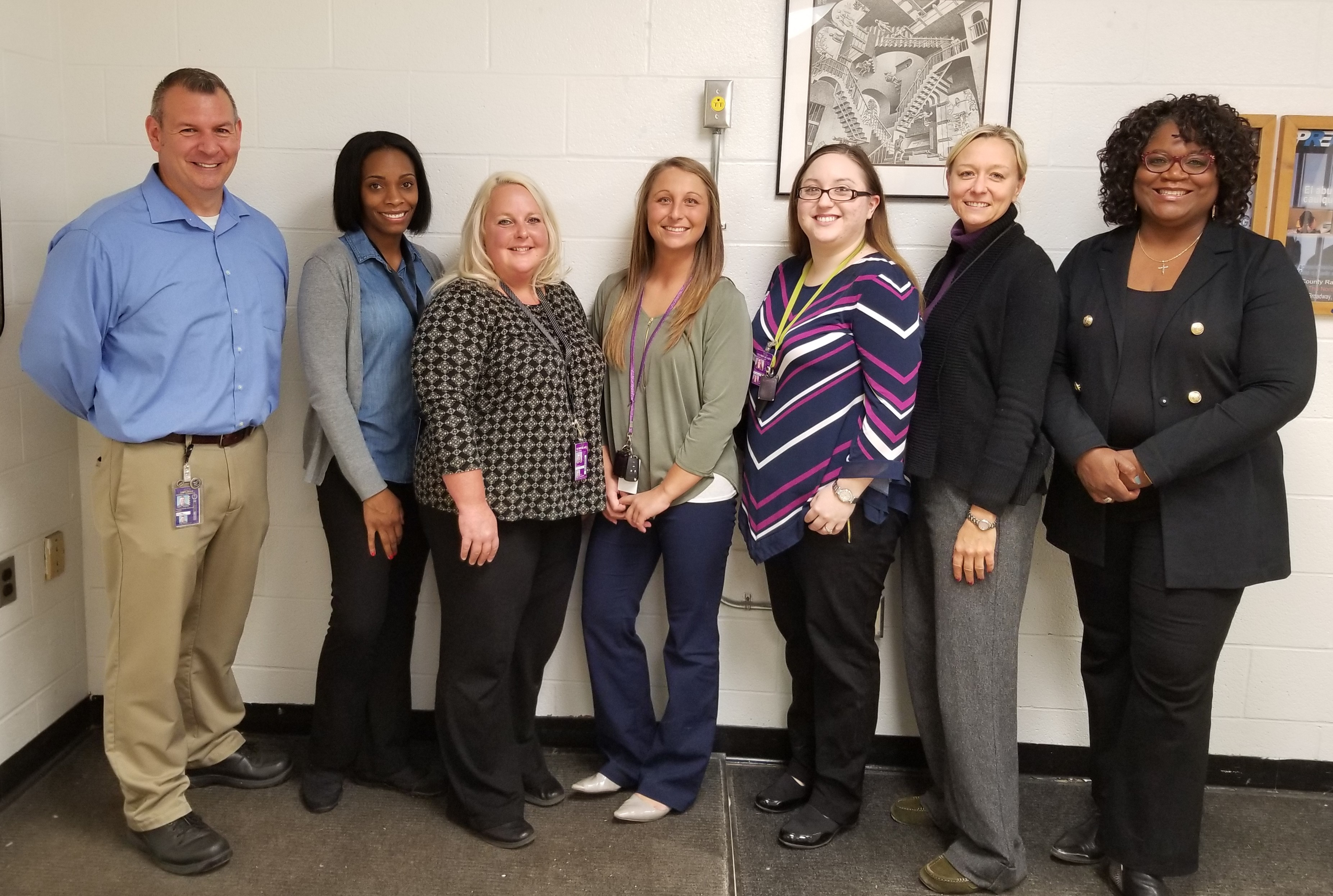 LorCI Helps Celebrate Interns Upcoming Graduation