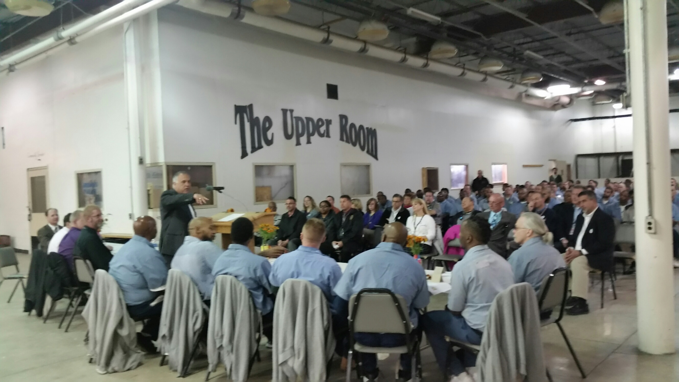 Mansfield Correctional Institution Recovery First Kickoff