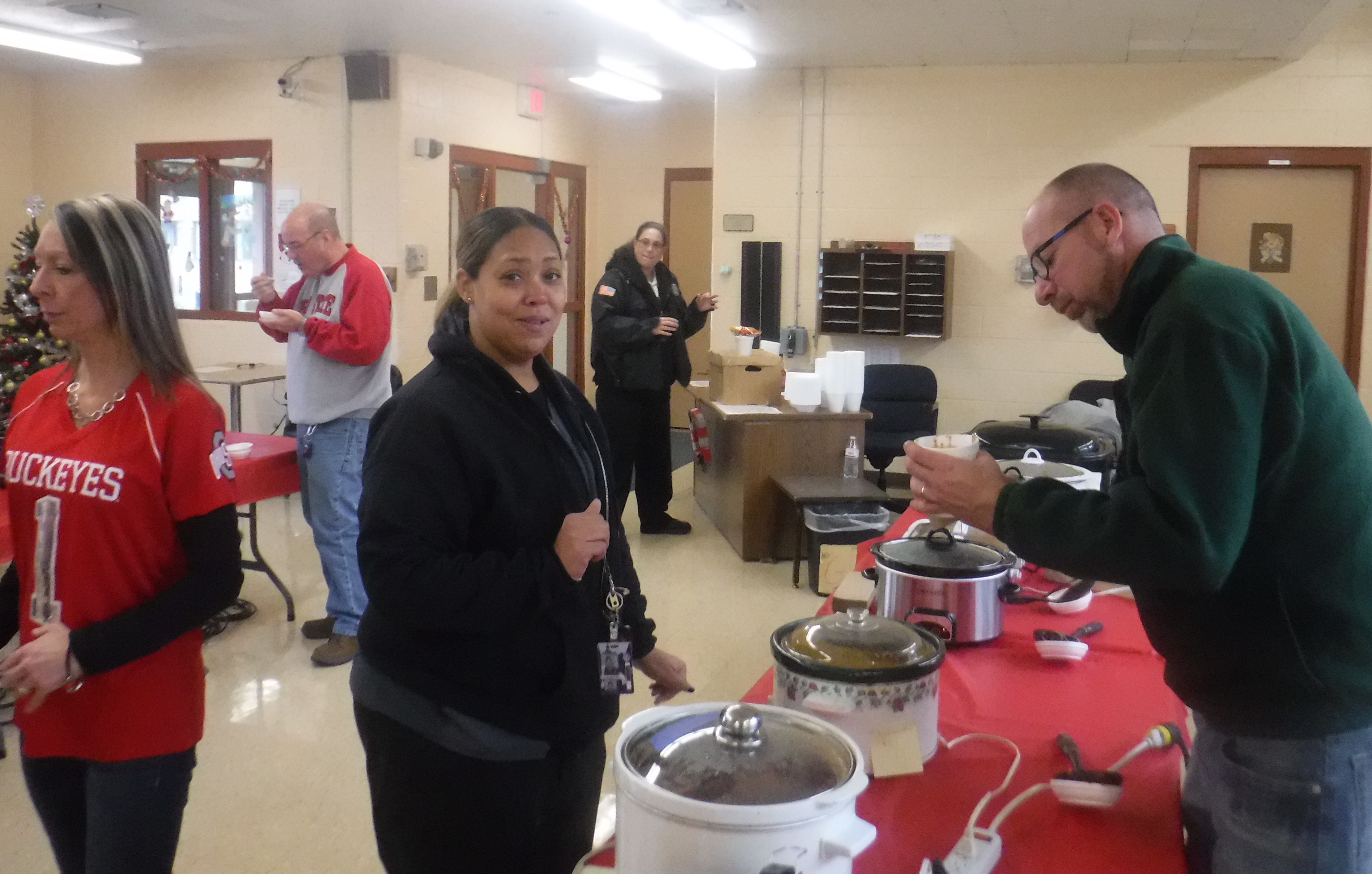 ManCI Chili Cook Off