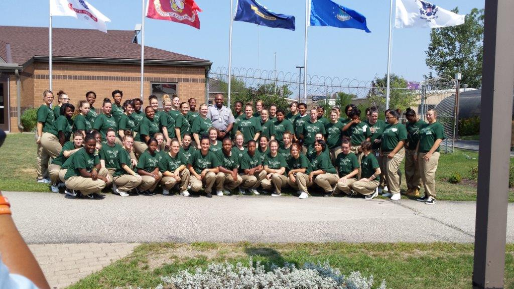 NERC Military Unit Honors Veterans
