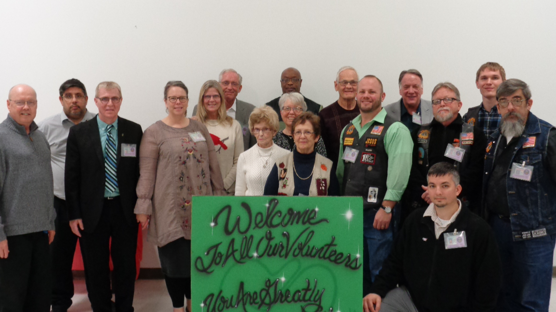 Noble Correctional Institution Recognizes their Volunteers