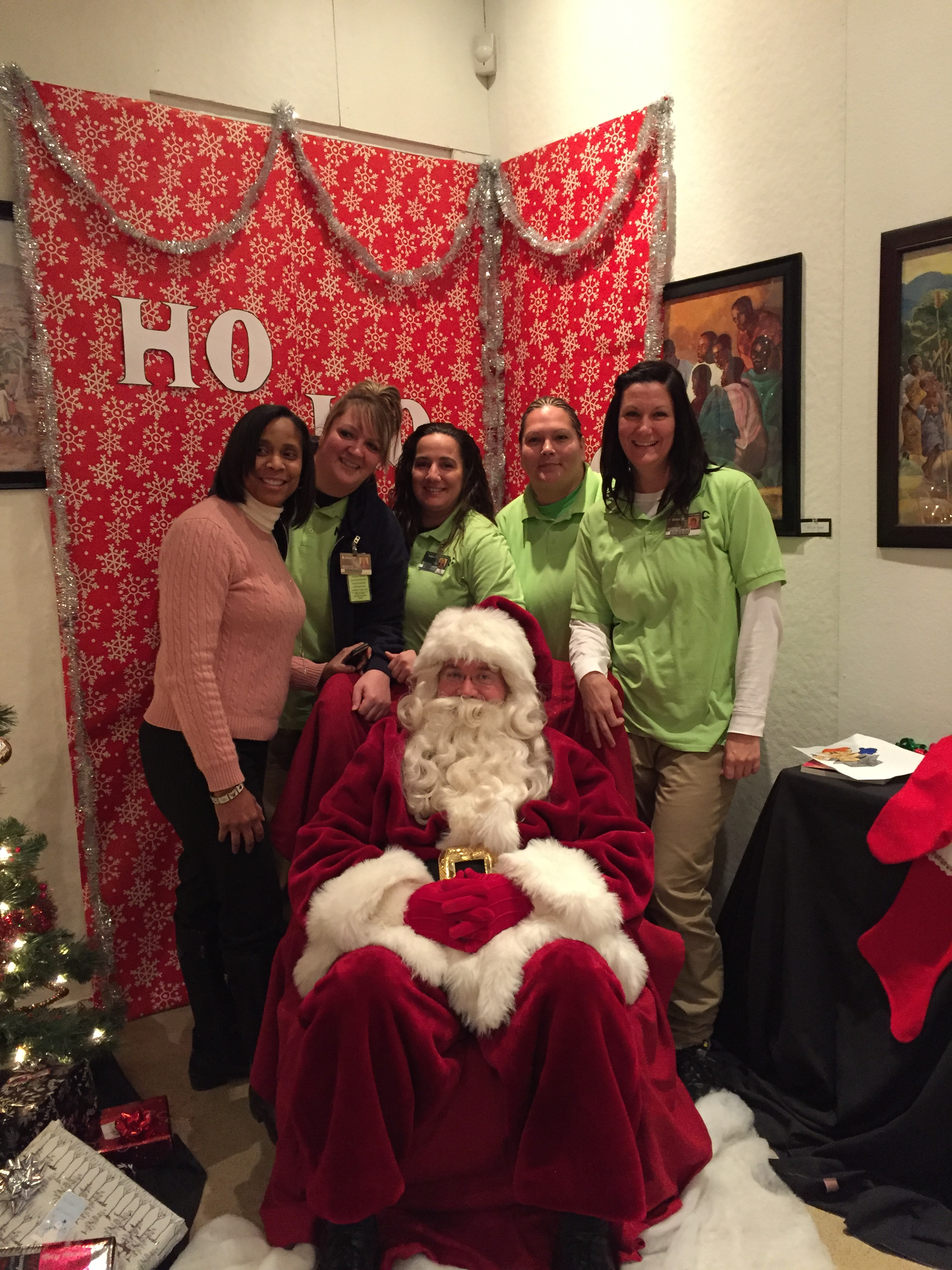 NERC/LMM Host a Christmas to Remember