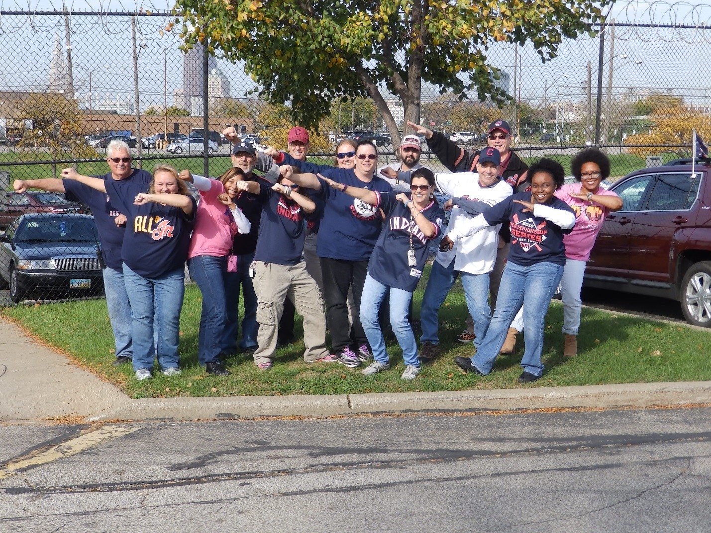 NERC Staff Anticipate World Series Success