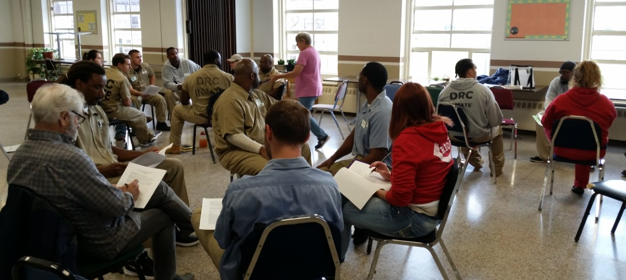 Ohio State University Inside Out Program at Marion Correctional Institution