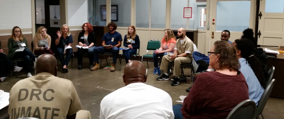 Otterbein University and True Story at Marion Correctional Institution
