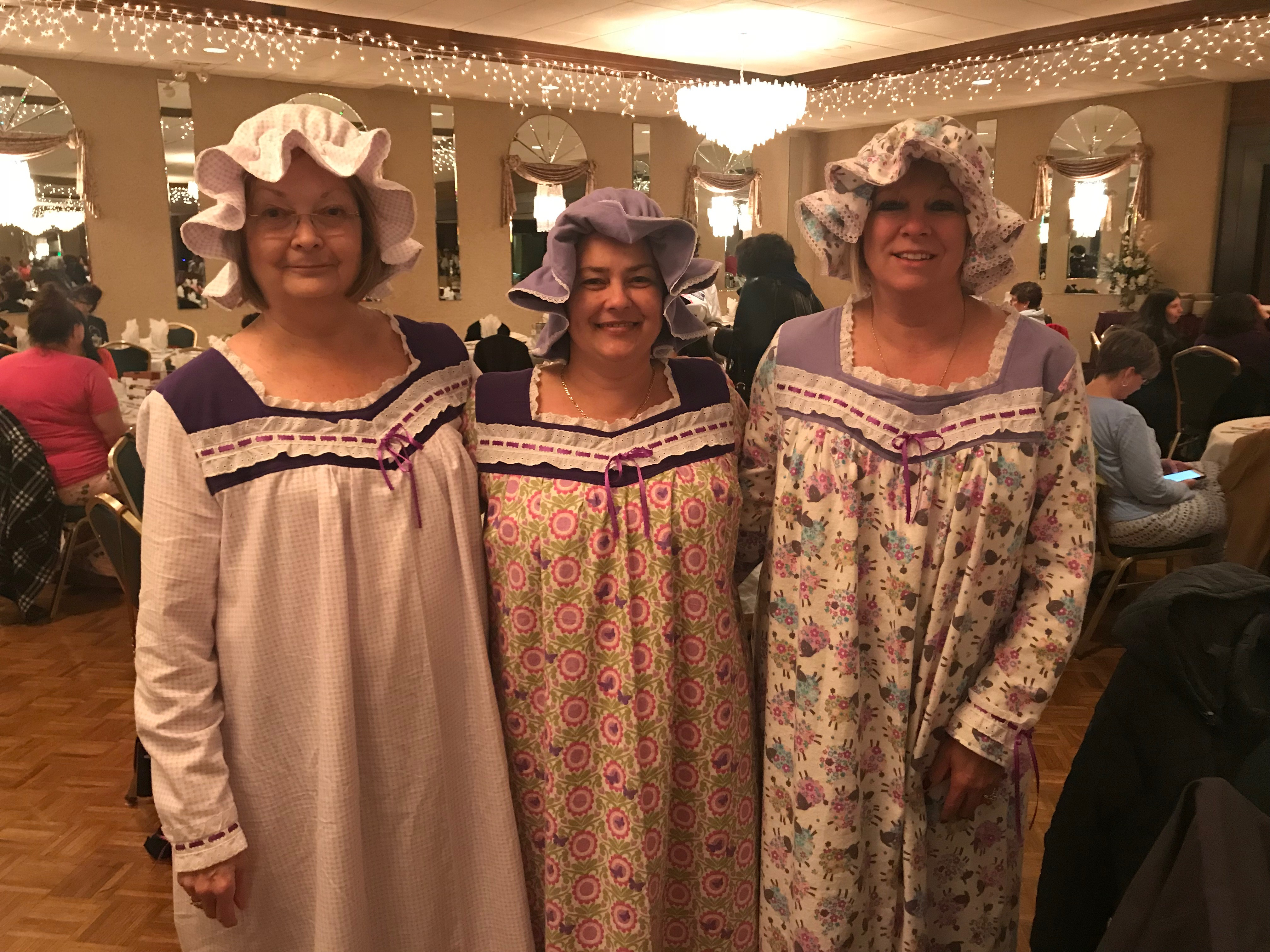 GRC Participates in PJ Party Fundraiser