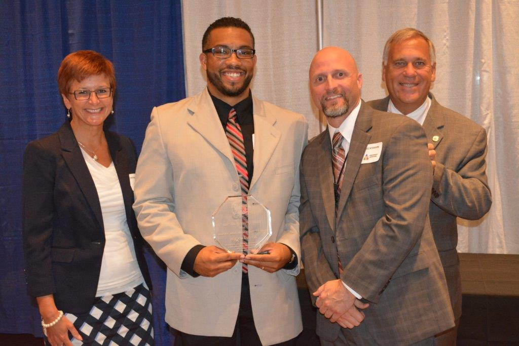 2016 Court and Community Parole Officer of the Year