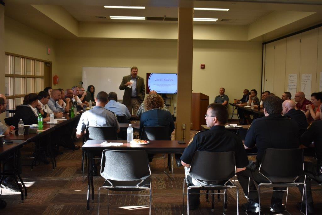 Local Support Agency Meeting held in Chillicothe
