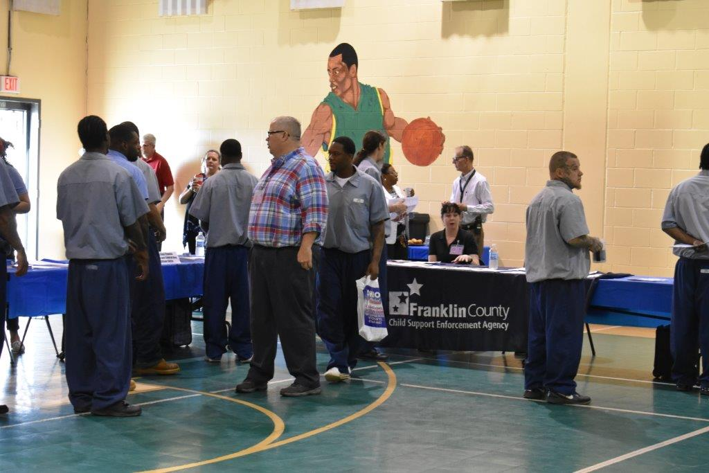 RCI Hosts Reentry Fair for Offender Population