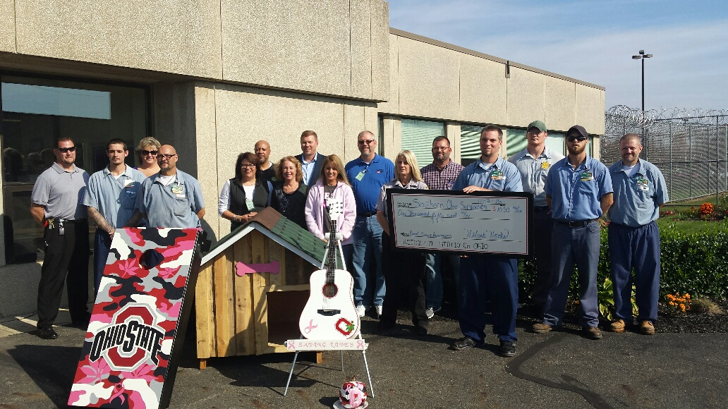 RCI Donates to Southern Ohio Survivors
