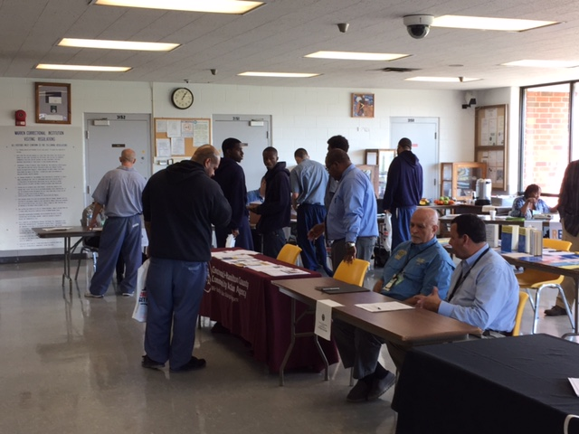 Resource Fair Held at Warren Correctional Institution