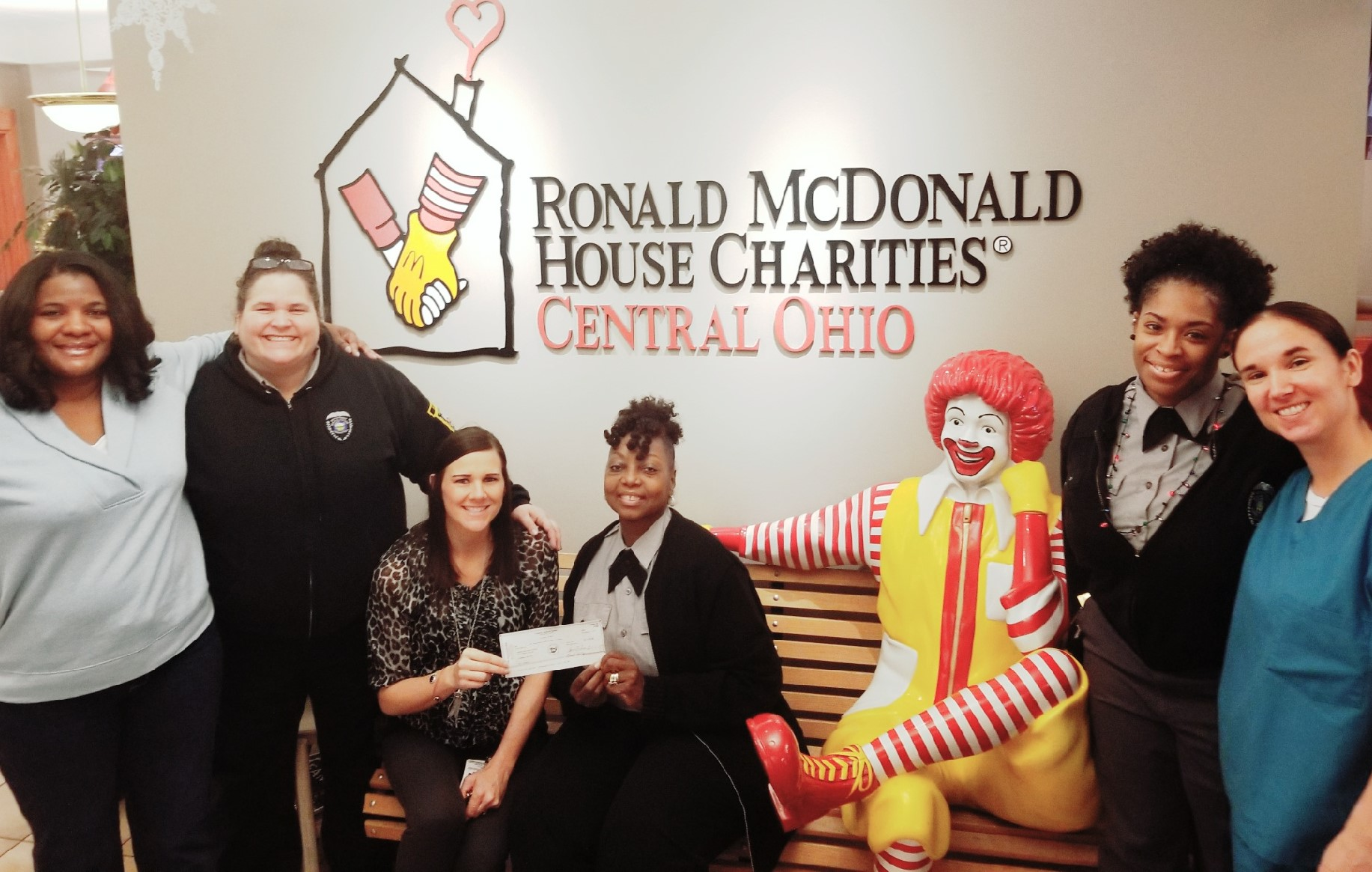FMC Raises Money for Ronald McDonald House