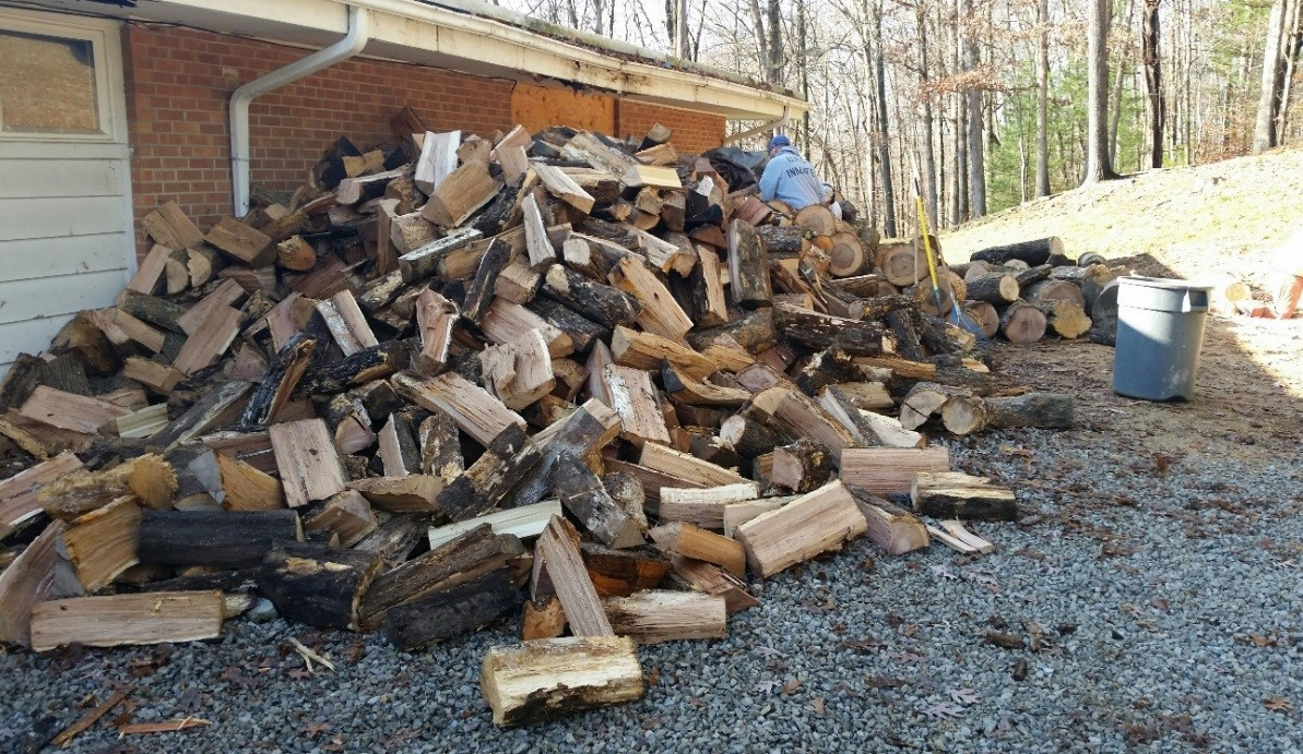 SCC's Project Firewood