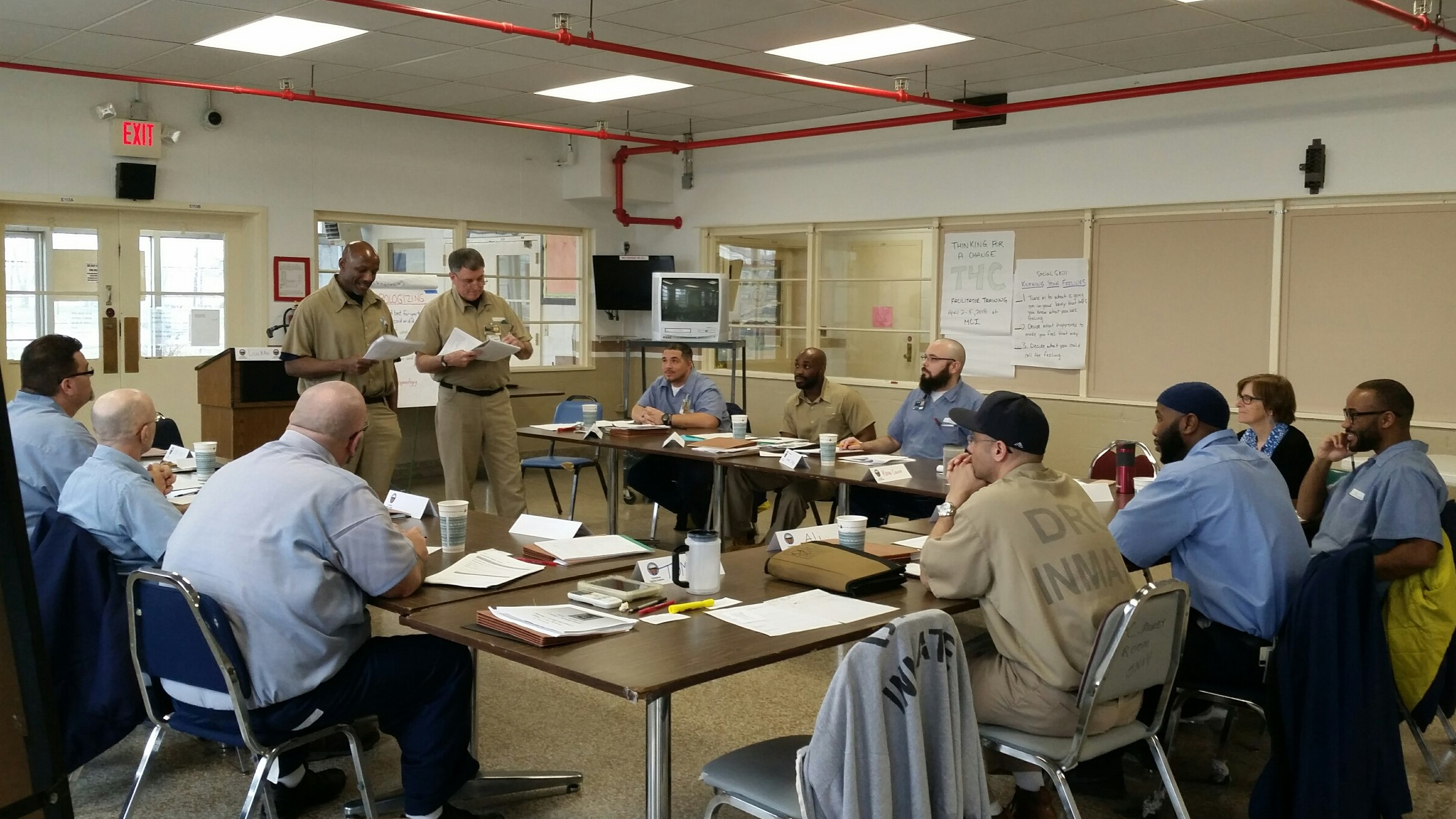 Pilot Program at Marion Correctional Institution