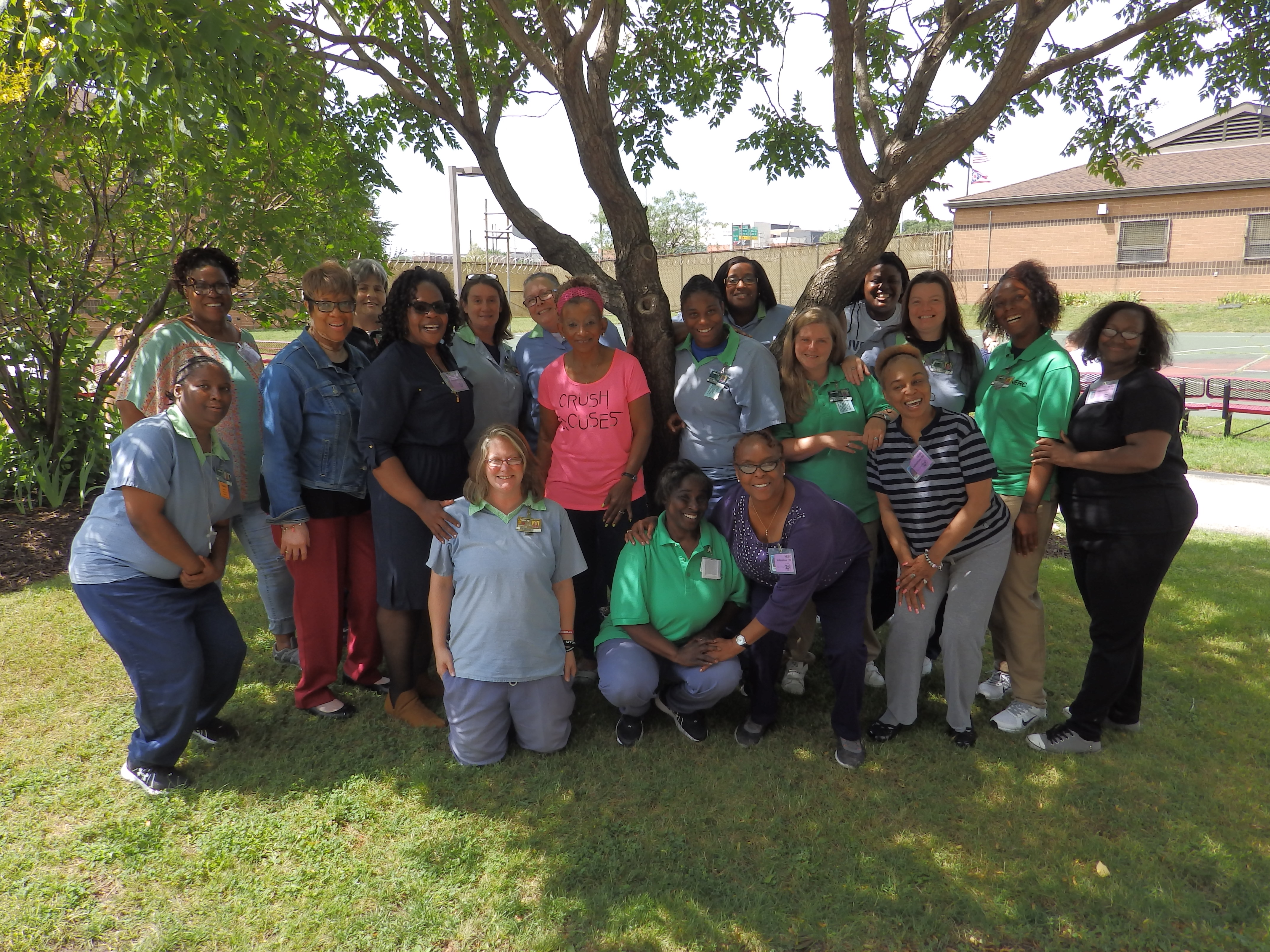 The Word Church's Character Development Program at NERC