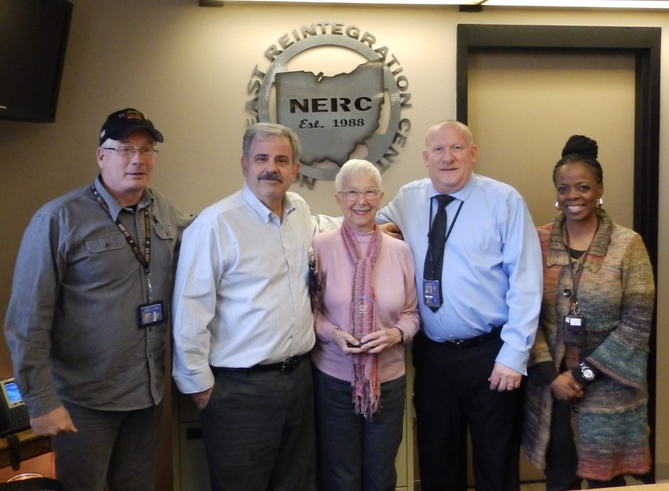 NERC Recognizes 2018 Volunteer of the Year