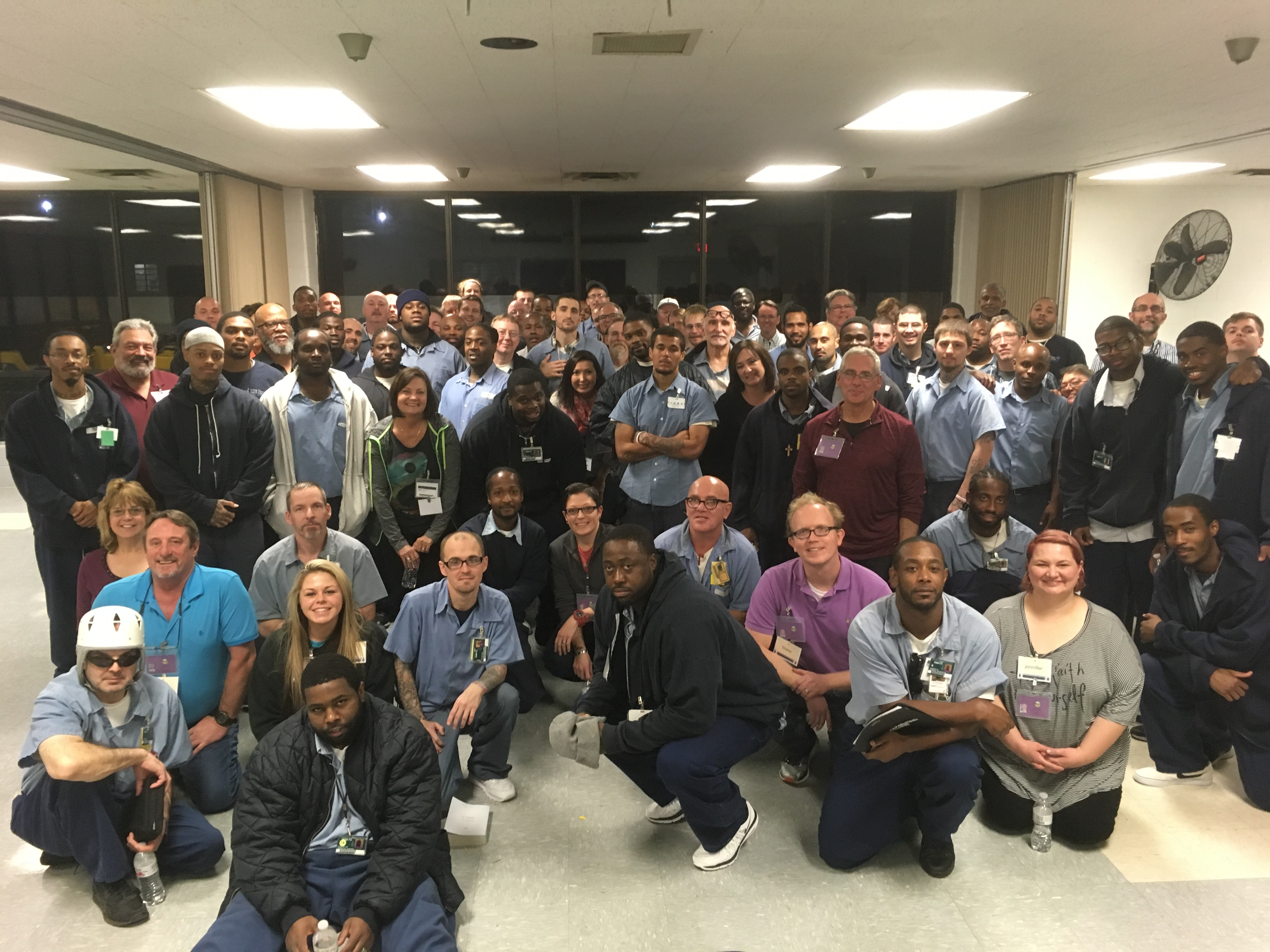 Crossroads Launches at Warren Correctional Institution