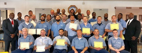 WCI Recovery Services Graduation