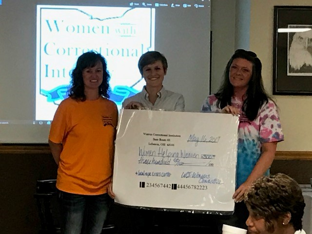 WCI Donates to Women Helping Women