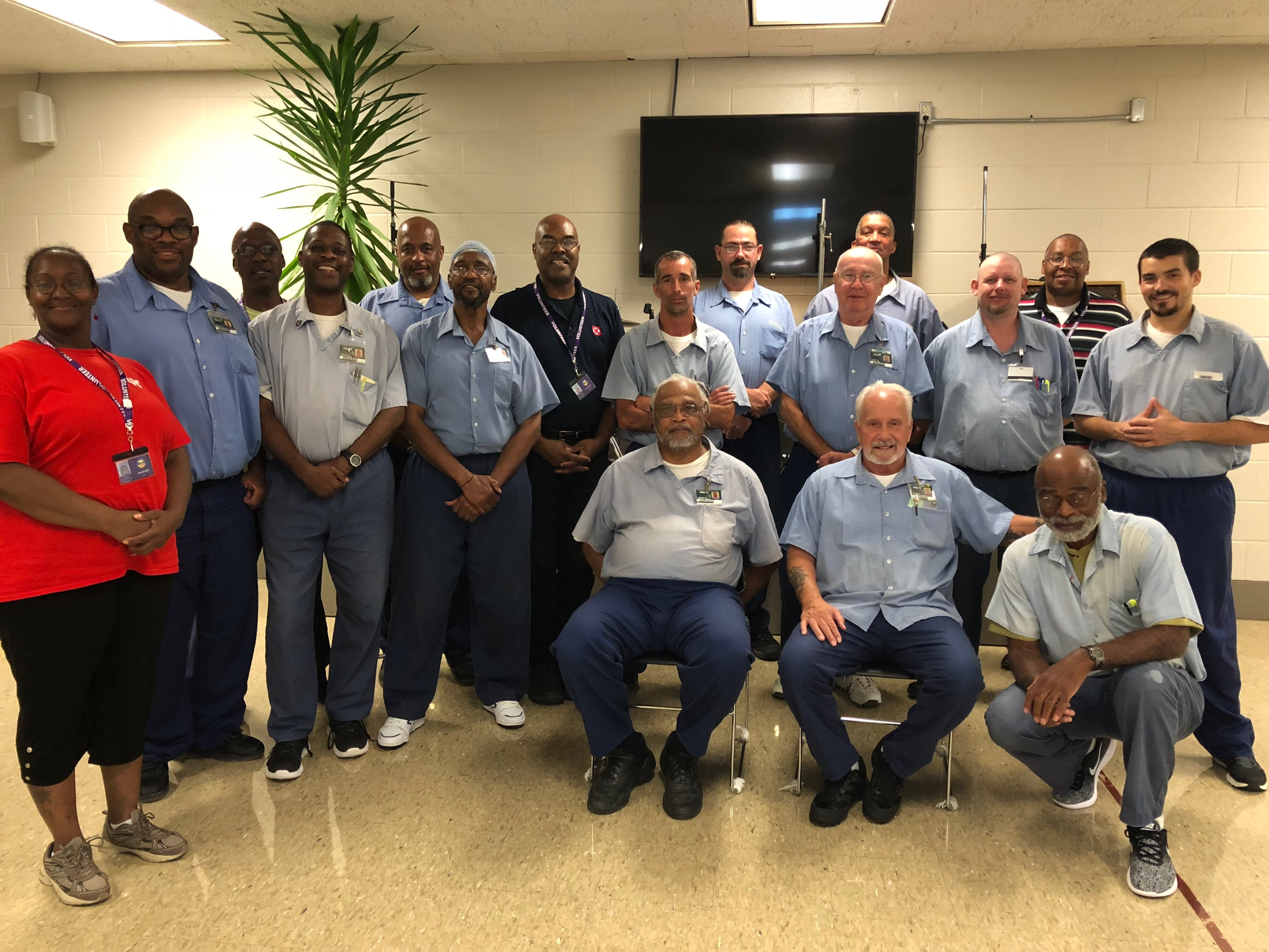 Character Development Class Offered to Veterans at GCI