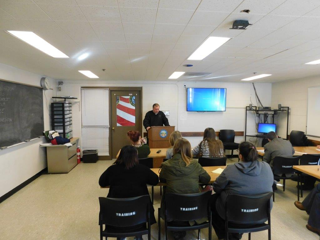 YSU Students Gain Insight at Trumbull Correctional
