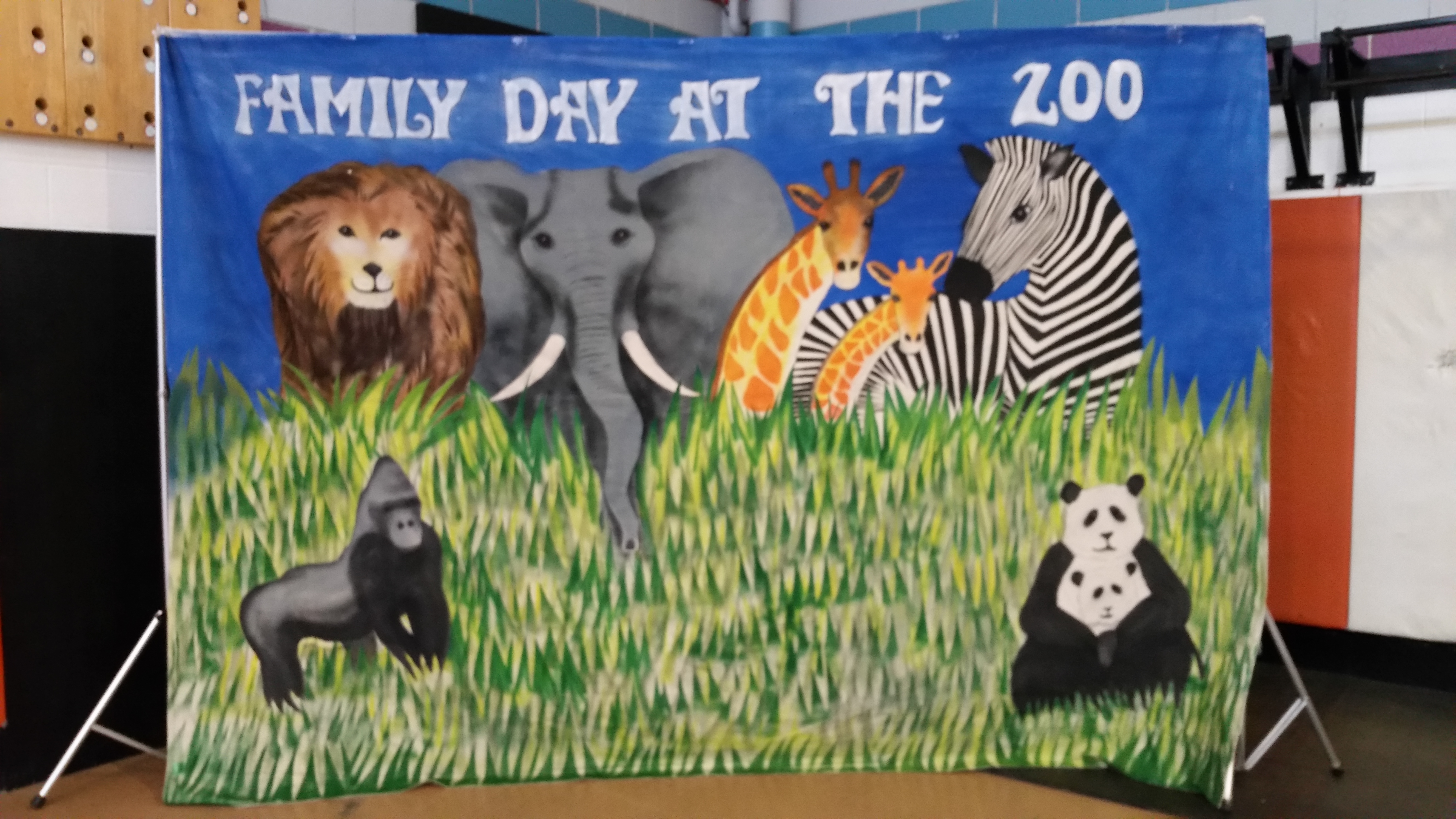 First Annual AOCI Family Zoo Day