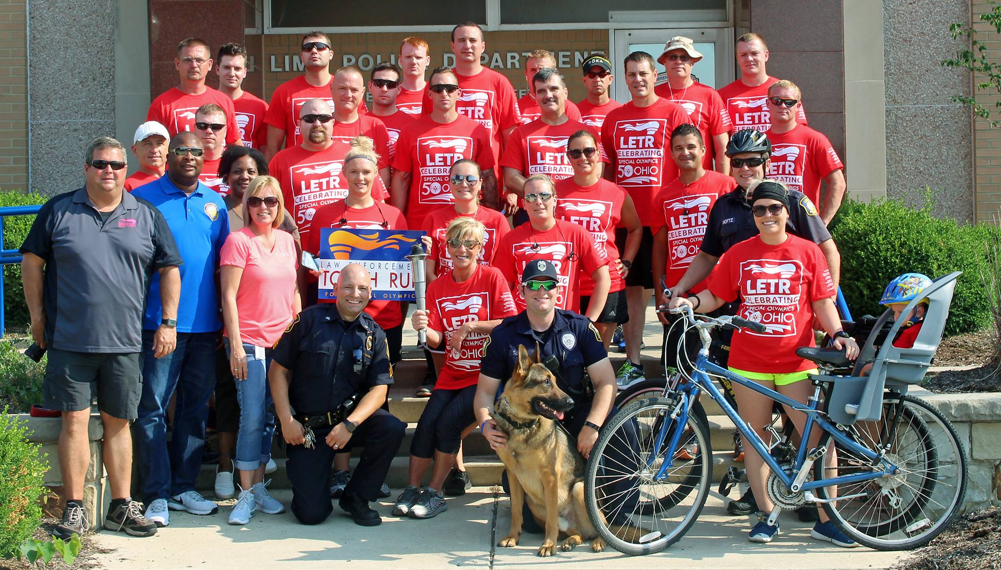 Law Enforcement Torch Run / Release on ODRC involvement